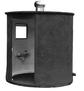 round-toilet